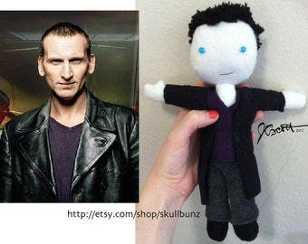Doctor Who number 9 - Christopher Eccleston