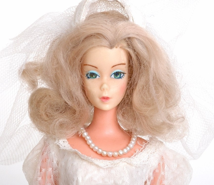 This Item Beautiful Bride Barbie 89
