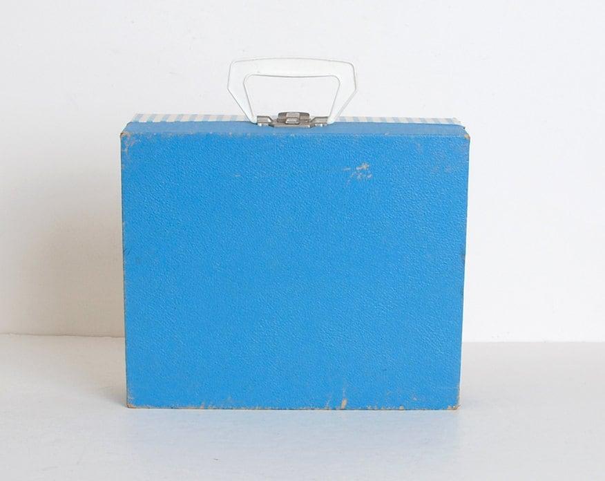Vintage 60s 70s Children S Rainbow Record Player