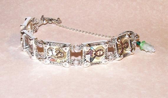 Religious Icons Bracelet