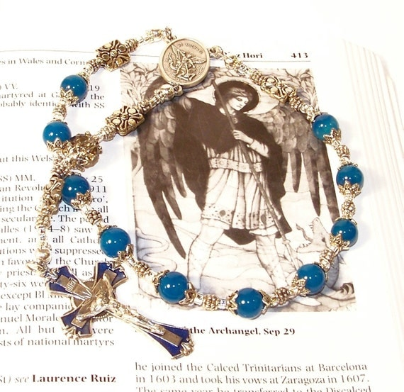 St. Michael, the Archangel, One-Decade Rosary