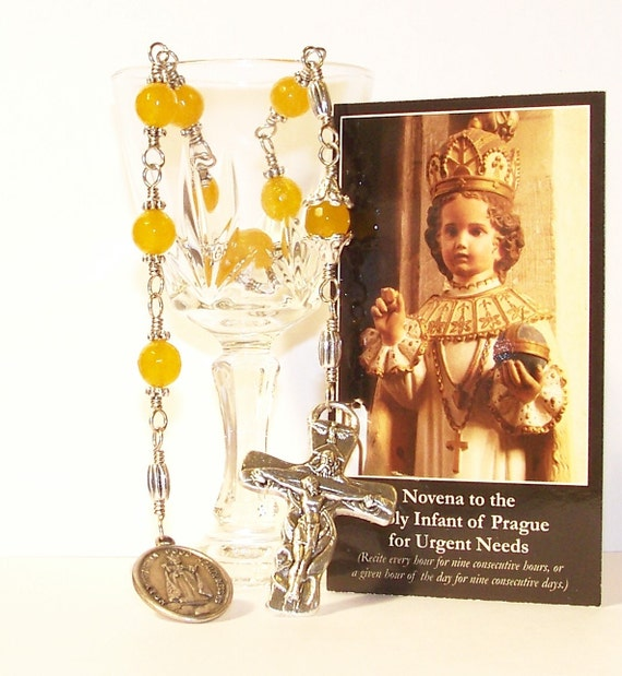 Chaplet of The Holy Infant of Good Health