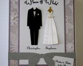 Parents of the Bride/Groom Personalized Gift - Wedding Keepsake Box