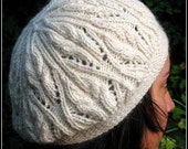 Direct Download Algodones  Hat Original Knitting Pattern