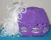 Infant Crocheted Hat