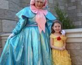 Belle Princess Inspired Dress Costume Beauty & the Beast