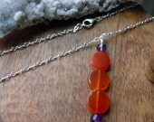Break of Dawn Necklace (17.5 inches long)