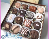 SUMMER SALE - Chocolate Delight PDF Pattern