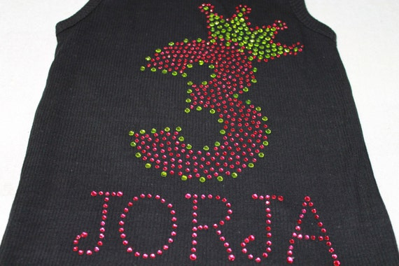 Birthday BLING Shirt--Perfect for your little princess birthday--Personalized--