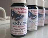 Kiss of Love Body Oil Sample Size
