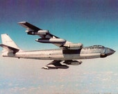 Vintage Postcard - B-47 Stratojet - United States Air Force