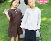 Unisex Relaxed Beach Shirt Vs. Dress (12M-6T)PDF patterns