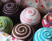 Half Dozen Assorted Colors Cupcakes- My choice or yours