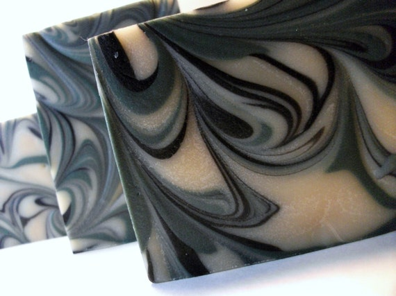 Heavy Courtin' - Olive Oil Mango Shea Butter Handmade Soap