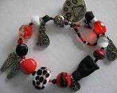 Cat Halloween Bracelet