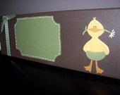Duckie Boy baby gift