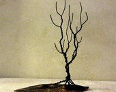 Tree Wire Sculpture