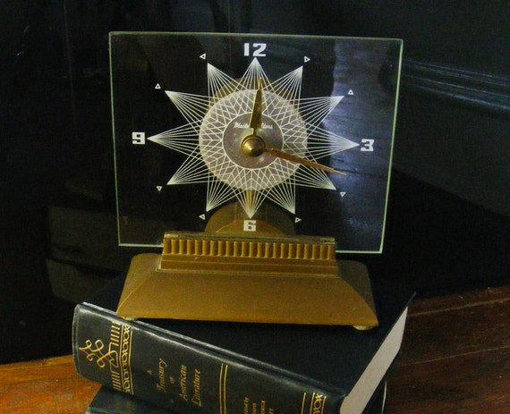 Master Crafters Clock Starlight