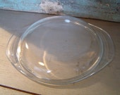 Pyrex Glass Flat Top Utility Lid 683