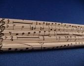 Sheet Music Pencil Set