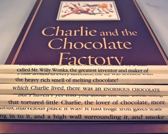 Charlie and the Chocolate Factory Wrapped Pencils