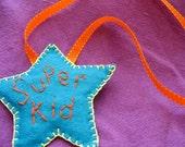 Super Kid Award Medal
