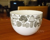 Finel Kaj Franck Mushroom Finland Bowl Arabia Vintage