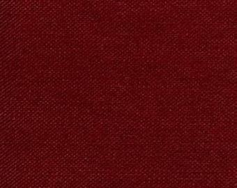 Burgandy Ripstop Nylon Fabric