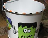 Custom listing. Halloween bucket for ASA