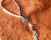 Maiden Mother Crone Pagan Prayer Beads