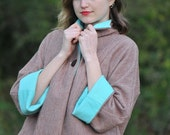 MADE TO ORDER - 1950's swing coat / topper