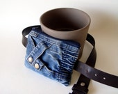 HEY MR COWBOY - men's belt-pouch for iPhone (or other cellphone)