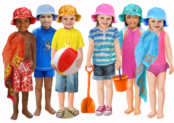 items similar to a day at the beach clothes set for boy