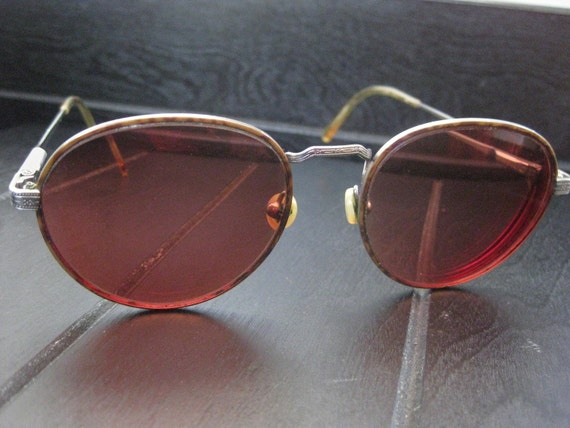 Glam Vintage POLO Eyewear / Glasses   Tortoise Shell look
