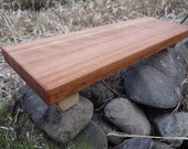 Serving Tray, Cutting board - Black Cherry, Garry Oak