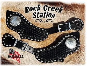 Spur Straps,Two Dollars, Replica Silver Dollars and Bright Spots