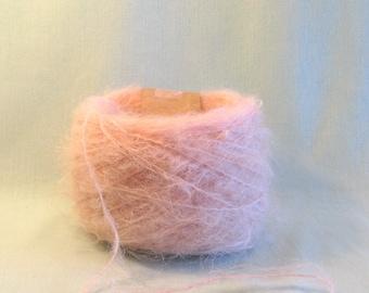 Straight Mohair Yarn