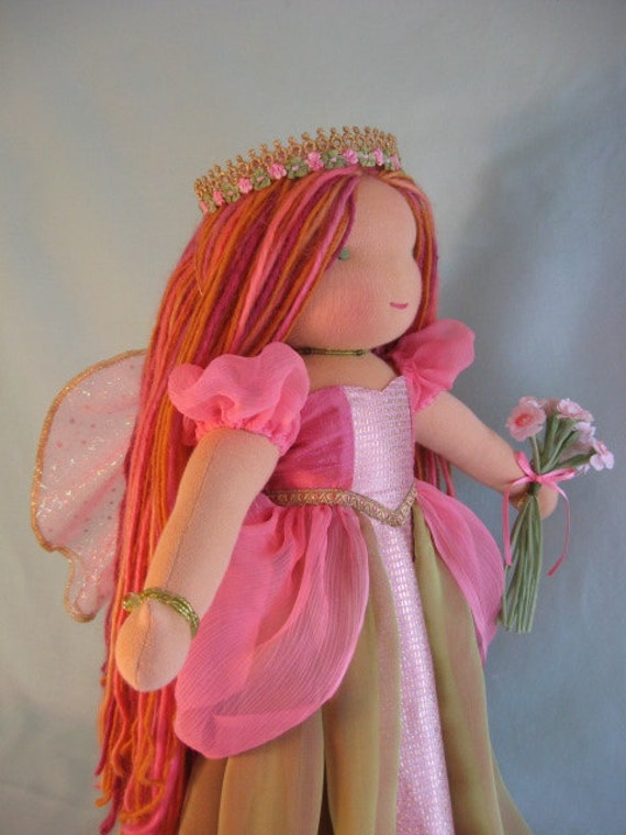 Erin, the Faery Princess Pattern