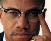 Malcolm X ring