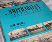 Vintage Smithsonian Book Picture Story Gene Gurney 1964