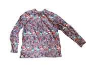 RESERVED FOR SONYA Birds of a Feather Blouse