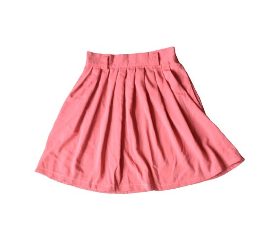 Make Me Blush Skirt