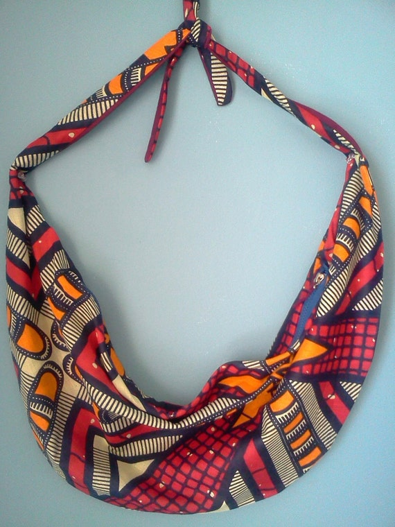 Tribal print Boho Bag