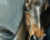 Dark Horse Print