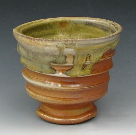 Wood Fired Tea Bowl 1