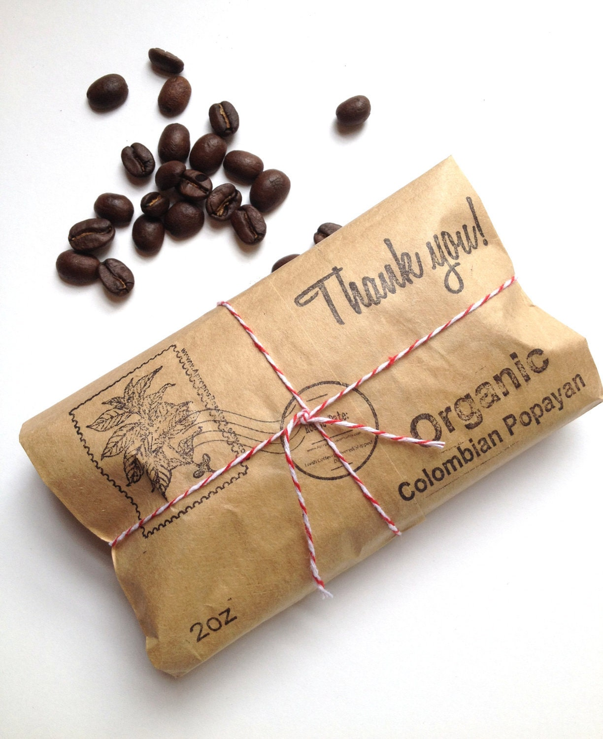 Wedding Favors: Unique Retro Coffee Wedding Favors. Airmail By AproposRoasters