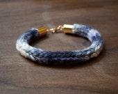Chunky Cotton Ombre Bracelet