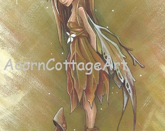 "fairy art ""Breena"""