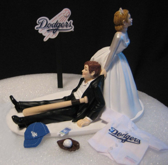 angels baseball wedding cake topper unavailable listing on etsy 10763