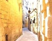 Malta Alleyway